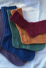 Top Down Socks - a virtual workshop with Ann Budd: SU Mar 7, 14, 21 & 28, 12-1 pm ET