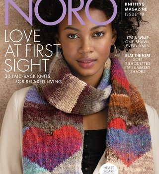 Noro Noro Magazine, Issue 18
