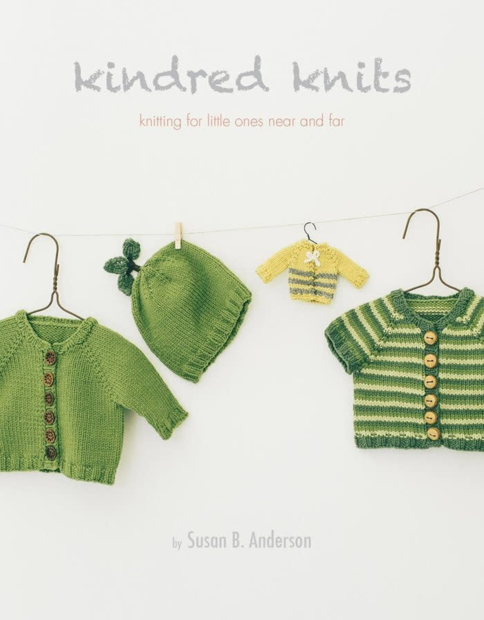 Kindred Knits by Quince
