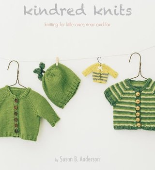 Quince & Co Kindred Knits by Quince