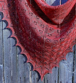 Introduction to Lace Shawls - Ashton: WE Apr 7, 14 & 21, 7-9 pm
