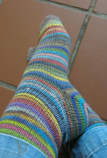 fibre space Two at a Time, Magic Loop Socks: MO Apr 12, 19 & 26, 7-9 pm