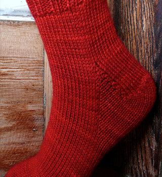 Intro to Toe Up Socks: SA Apr 17, 24 & May 1, 10 am - noon