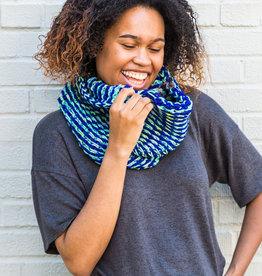 fibre space Tunisian Crochet Cowl: TU May 4, 11 & 18, 7-8:30 pm