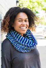 fibre space Tunisian Crochet Cowl: TU May 4, 11 & 18, 7-8:30 pm