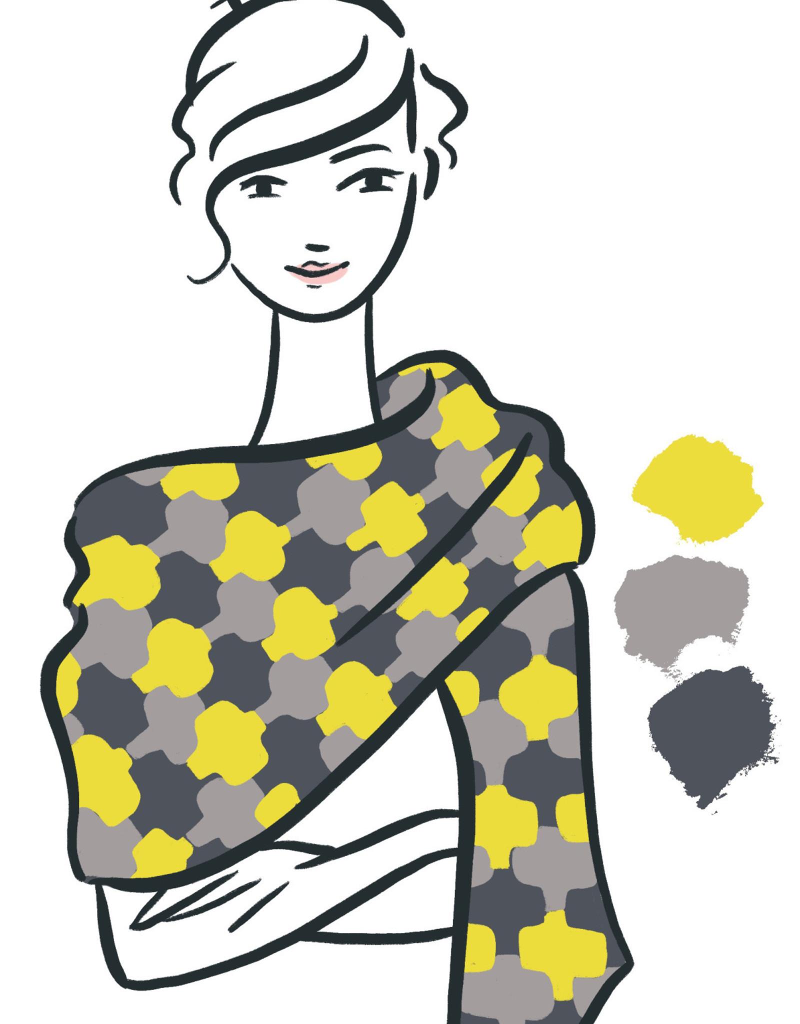Adventures in Knitting with Olga Buraya-Kefelian - Spring (PREORDER)
