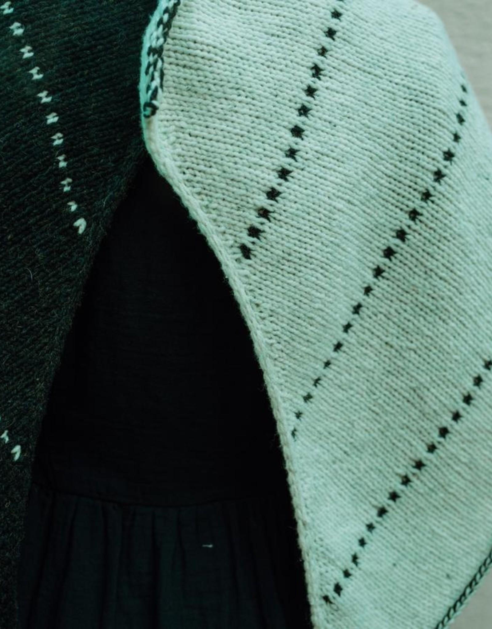 Harrisville Design Deville Shawl Pattern