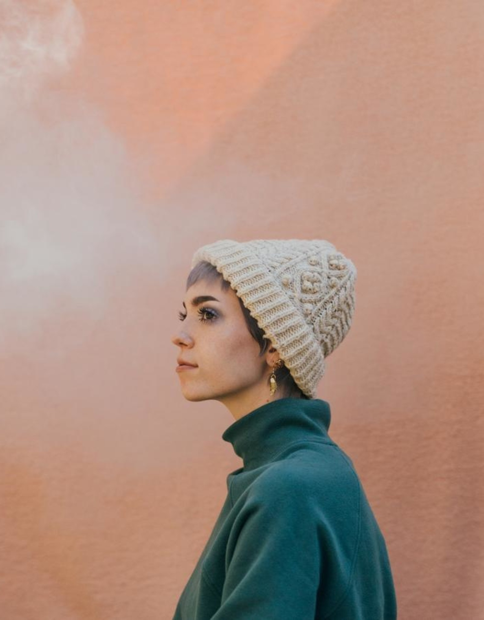 Harrisville Design Hedera Hat Pattern