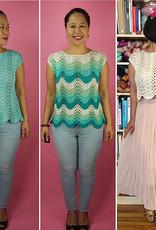 Summer Lace Top: SA May 22 & 29, 10-noon