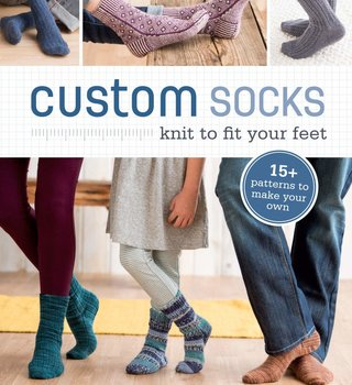 Ingram Custom Socks: knit to fit your feet