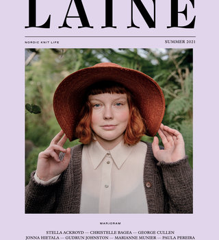 Laine Laine Magazine Issue 11 - Marjoram