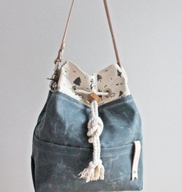 Twill&Print Twill&Print Drawstring Bag
