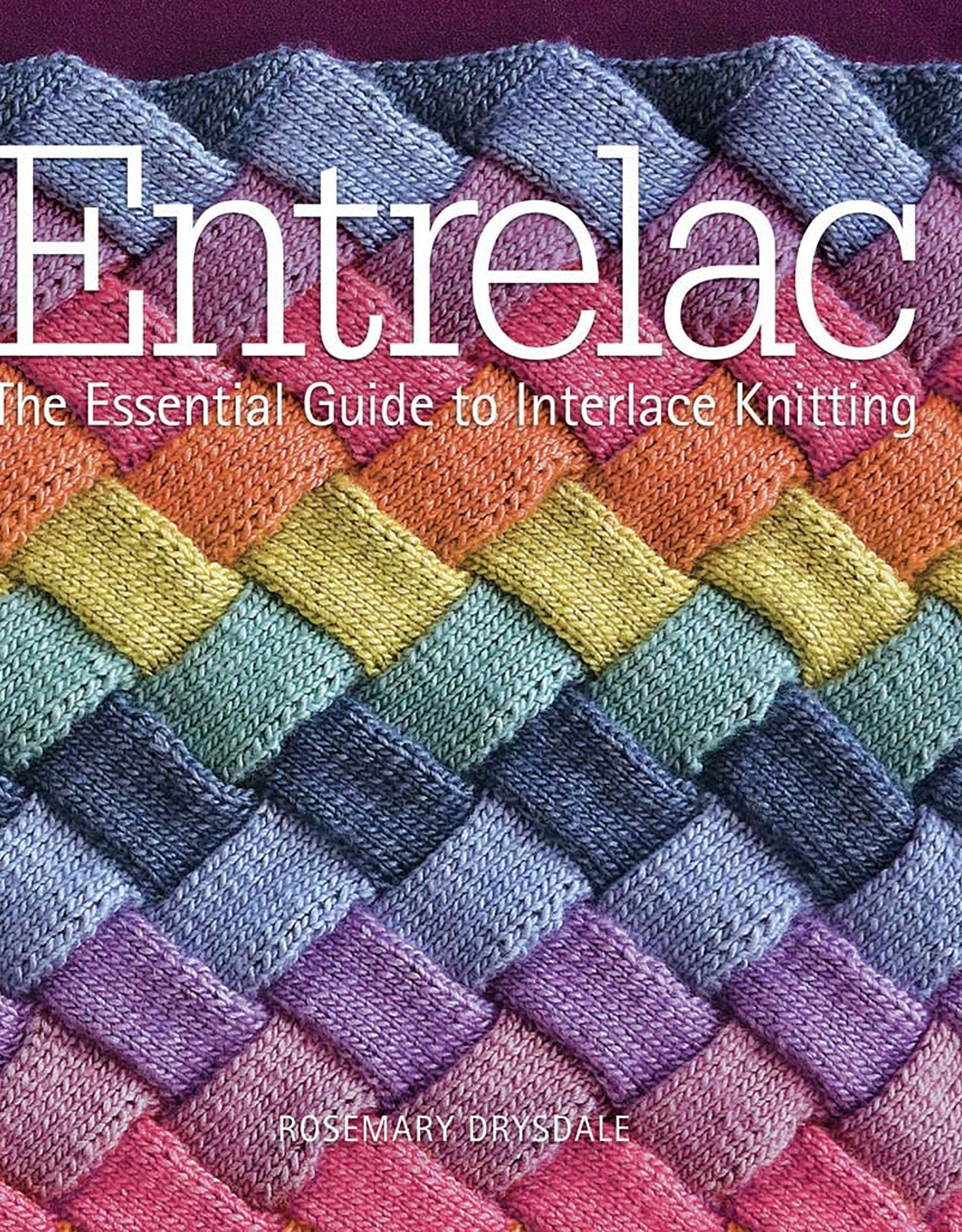 Ingram Entrelac: The Essential Guide to Interlace Knitting