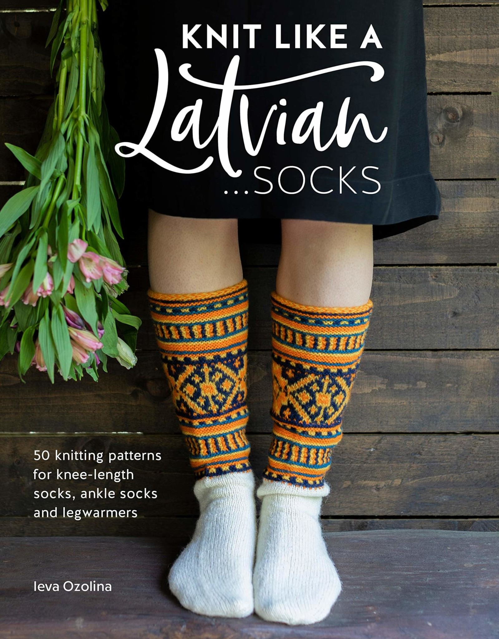 Ingram Knit Like A Latvian: Socks