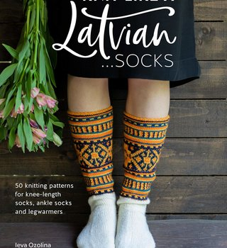 Ingram Knit Like A Latvian: Socks