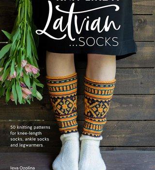 Knit Like A Latvian: Socks