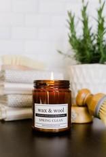 Wax & Wool Wax & Wool Candles