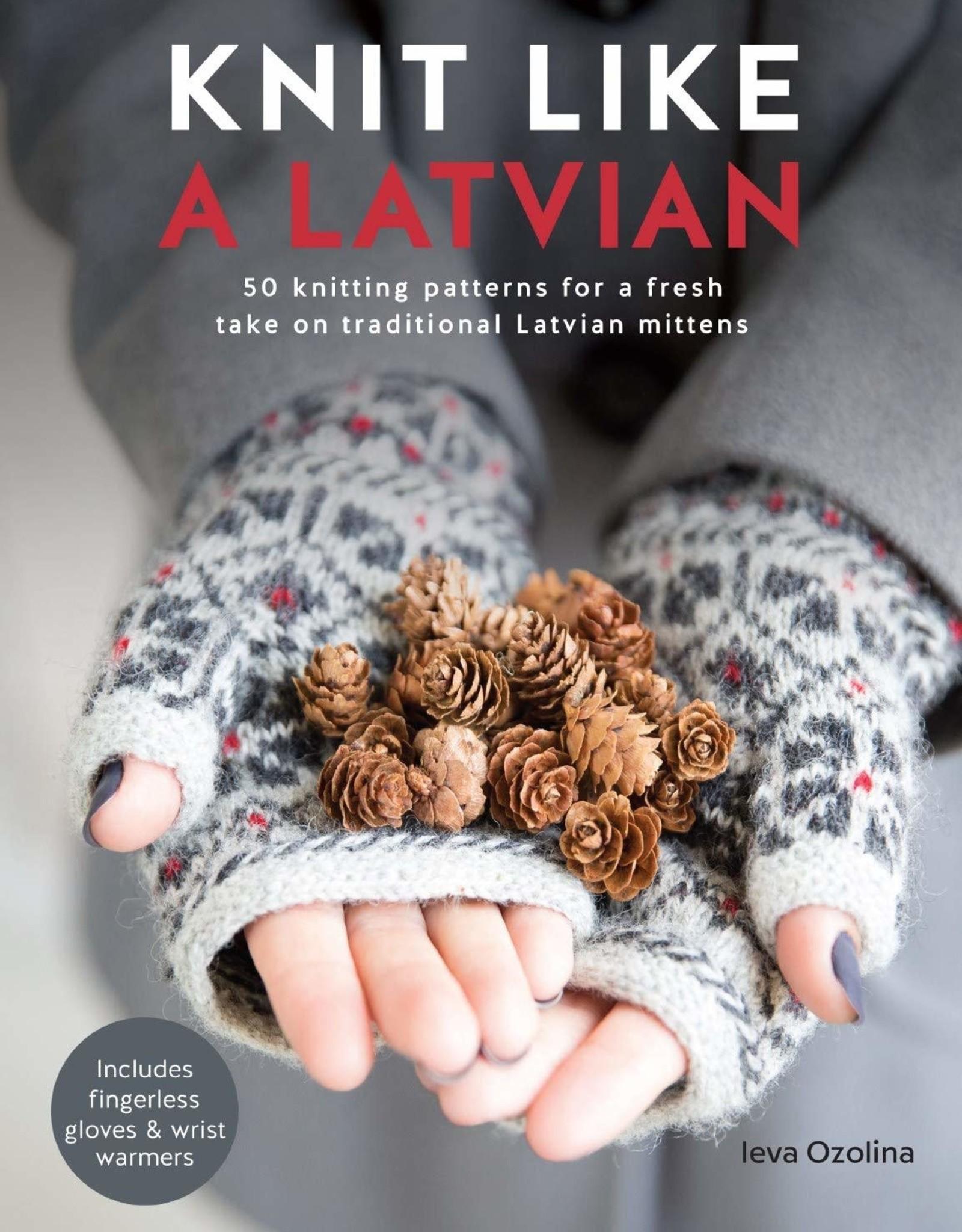 Knit Like a Latvian