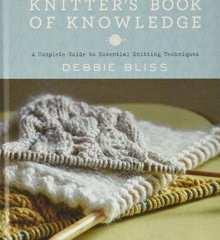 Ingram Knitter's Book of Knowledge - Debbie Bliss