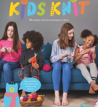 Ingram Kids Knit: 20 Projects with Fun Techniques to Learn