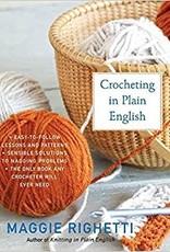 St. Martin's Press Crocheting in Plain English