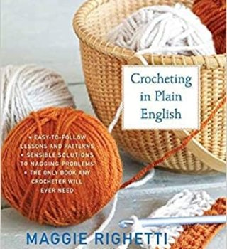 St. Martin's Press Crocheting in Plain English