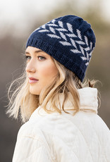 Blue Sky Fibers Hillsdale Hat in Skyland