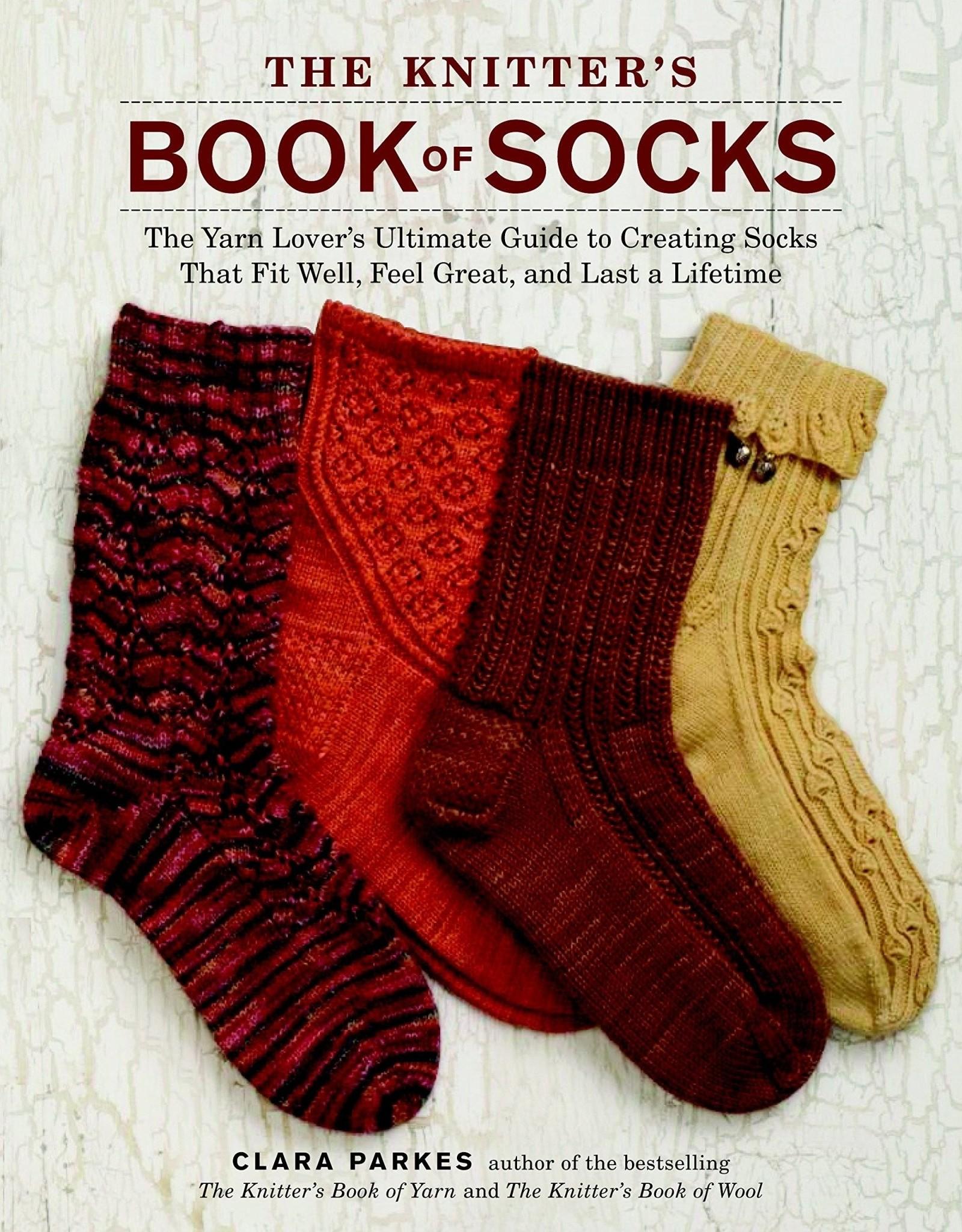 Potter Craft The Knitter's Book of Socks