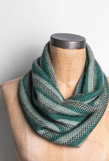 Blue Sky Fibers Lexington Cowl in Metalico