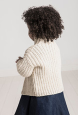 Blue Sky Fibers Cookies & Cream Cardi in Sweater