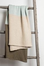 Blue Sky Fibers Lots of Love Blanket in Sweater