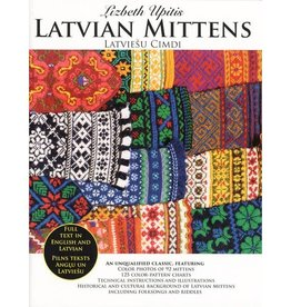 Schoolhouse Press Latvian Mittens