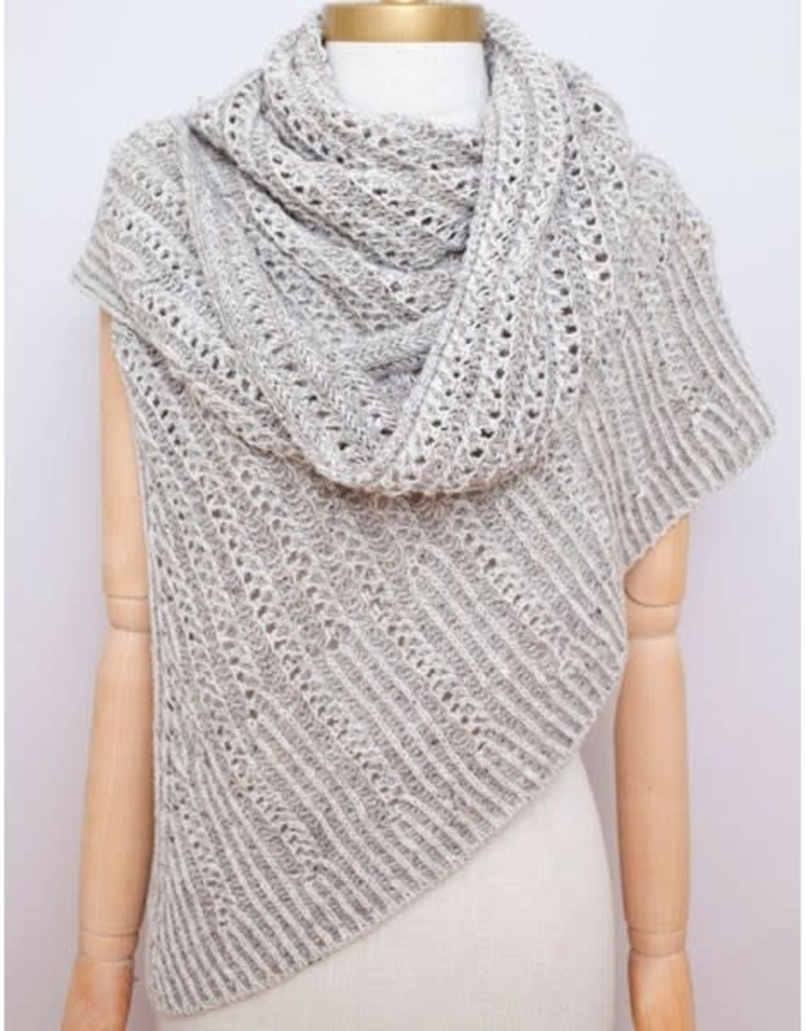 Knitting Brioche Lace