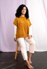 Manos Del Uruguay Forsythia Top Pattern  in Manos Silk Blend