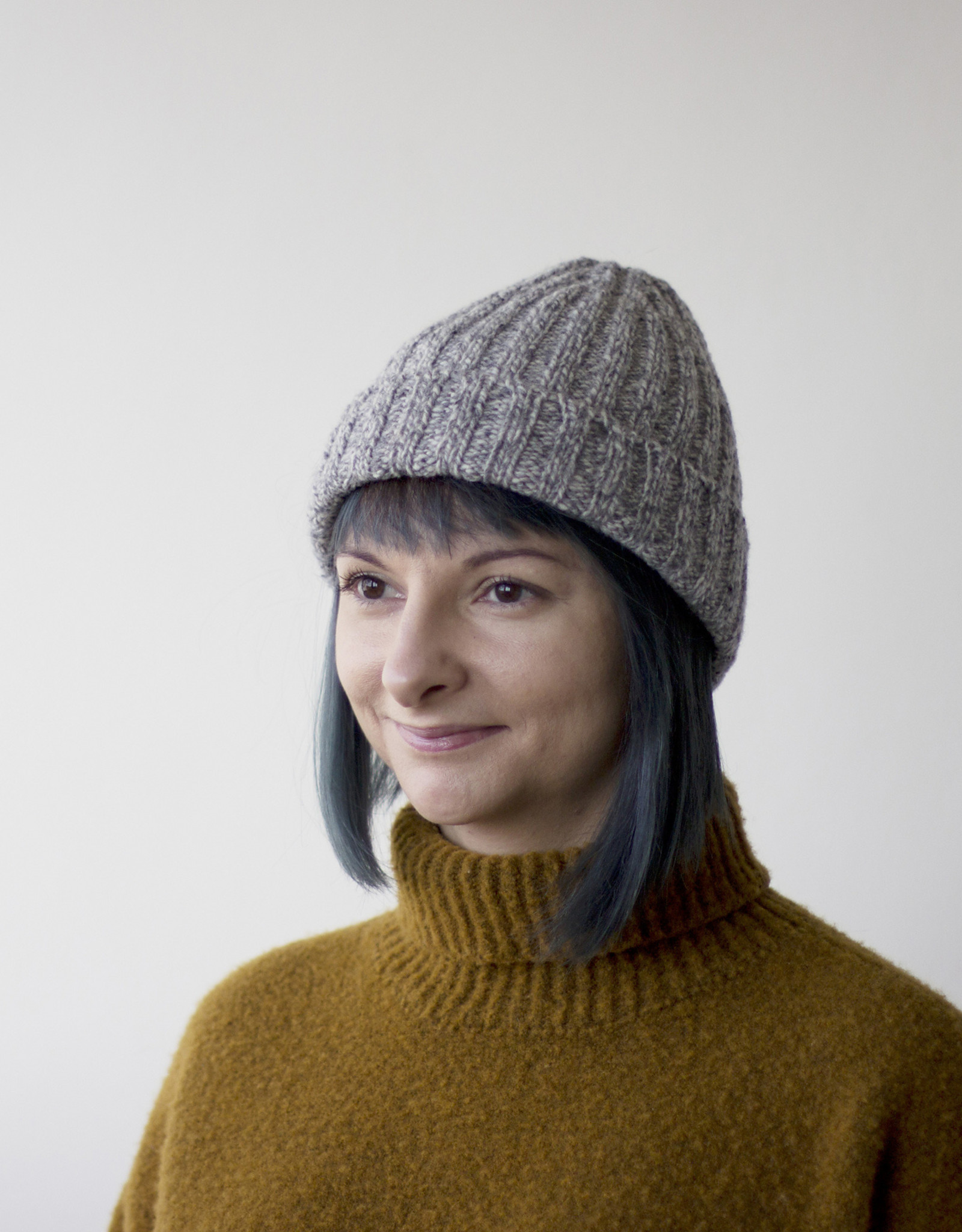 Olgajazzy Saku Hat Pattern in Woolfolk Far