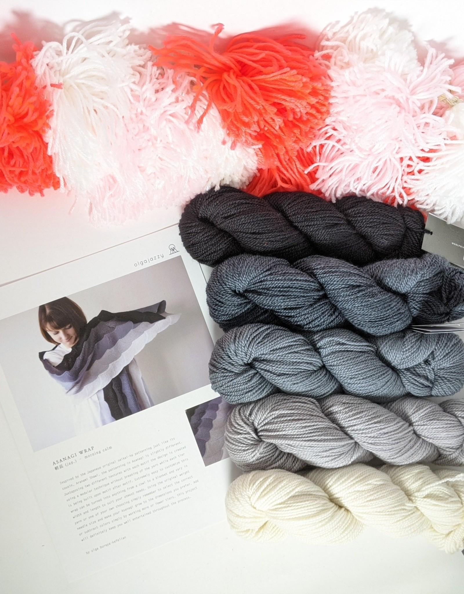fibre space Asanagi Wrap Kit