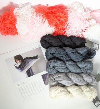 fibre space Mother's Day Asanagi Wrap Kit