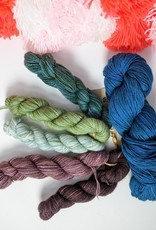 fibre space Fino Shawl Kit - Jewels