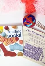 fibre space Start Kniting Socks Kit