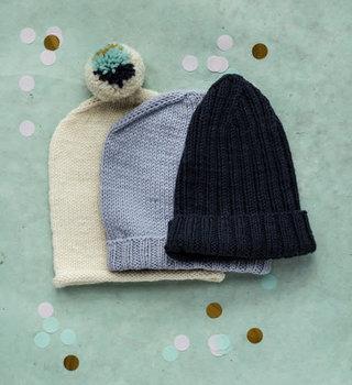 fibre space First Hat - pick a pattern!