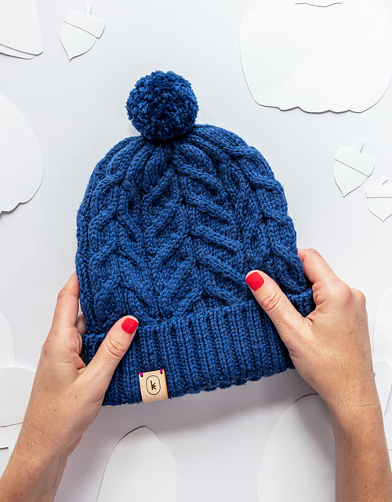Cabled Hat: TU Aug 10 & 17, 7-9 pm