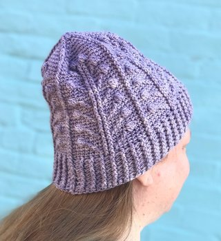 fibre space Intermediate Crochet Beanie Hat: MO Aug 23 & 30, 7-9 pm