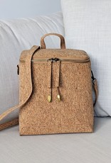 Thread and Maple Thread & Maple Cork Convertible Zip Backpack