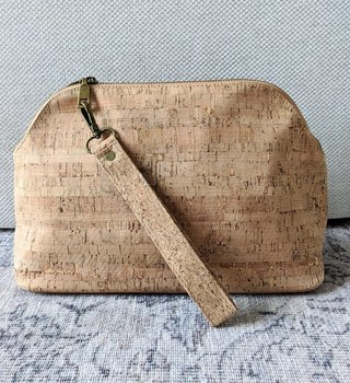 Thread and Maple Thread & Maple Cork Project Bag