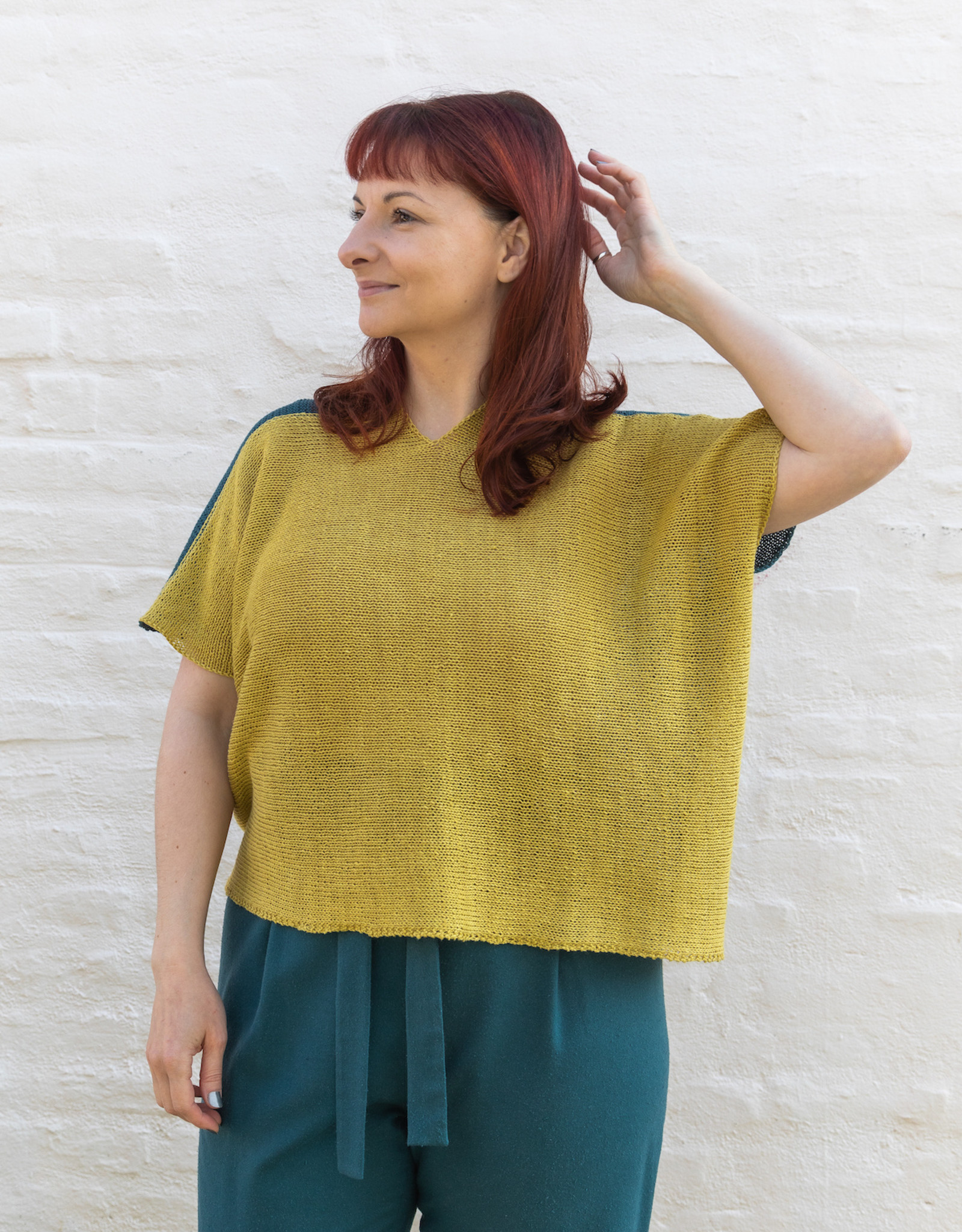 de rerum natura Adventures in Knitting with Olga Buraya-Kefelian - Summer TWO COLOR Option
