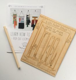 Black Sheep Goods Pop Out Loom & Tools