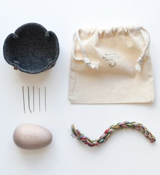 Brooklyn Haberdashery Darning Supply Kit