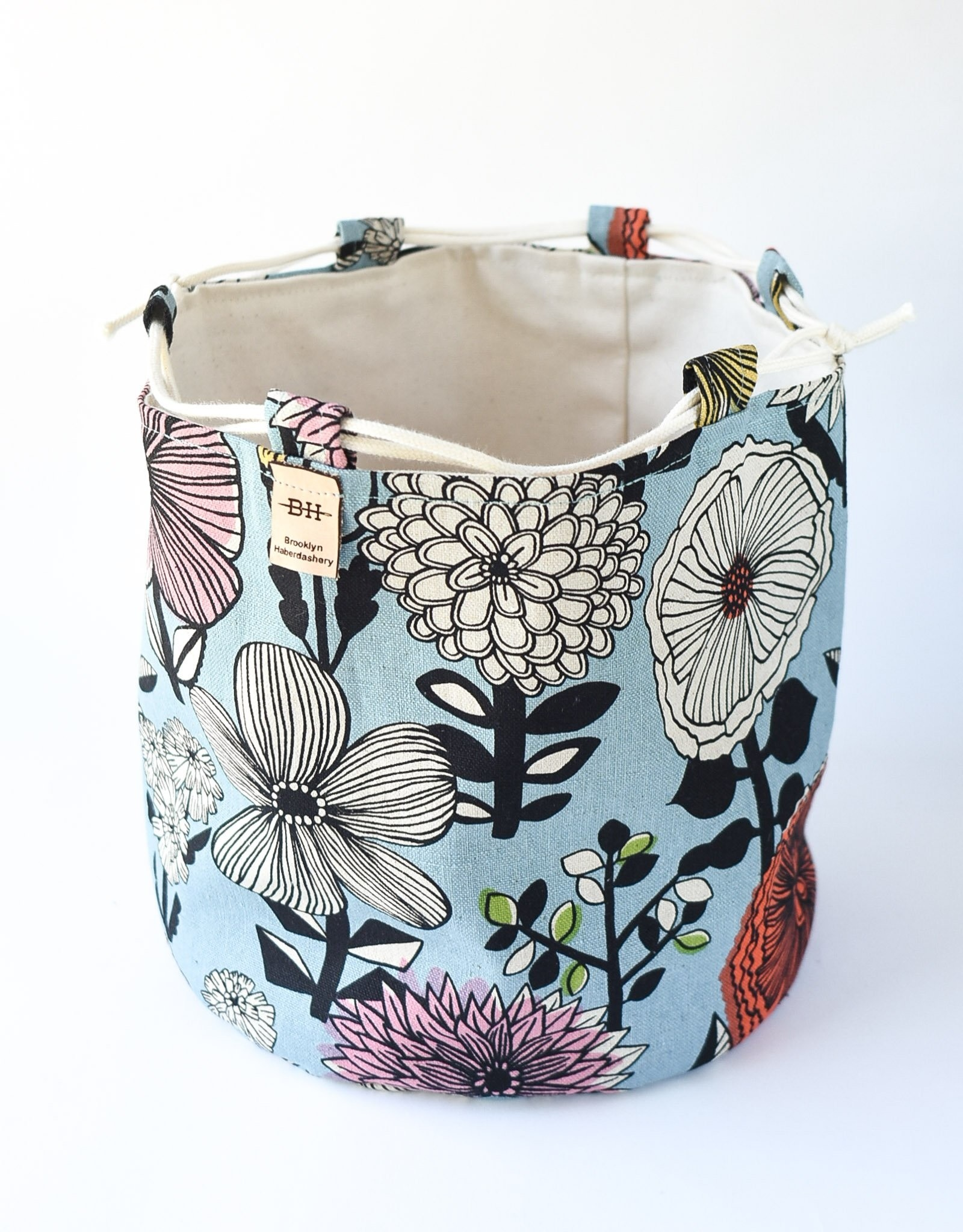 Brooklyn Haberdashery Asa Bucket Bag