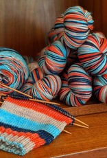Knitterly Things Knitterly Things Vesper Sock: To Yarnfinity and Beyond