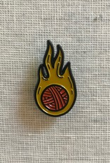Shelli.can Shelli.can Yarniverse Asteroid Pin - exclusive fibre space colorway